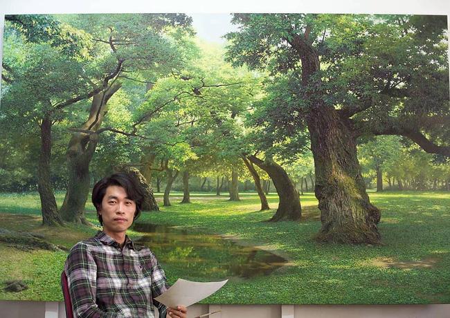 Hình ảnh cánh rừng xanh ngát xanh đem lại cảm giác yên bình khó tả nhưng ẩn chứa đằng sau đó là sự thật khó tin - Ảnh 2.