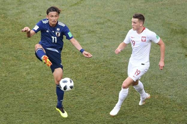 Ngày này năm xưa: ĐT Nhật Bản câu giờ xấu xí ở World Cup 2018 - Ảnh 1.