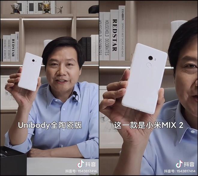 CEO Xiaomi Lei Jun tiết lộ 3 mẫu smartphone mà mình yêu thích nhất - Ảnh 1.