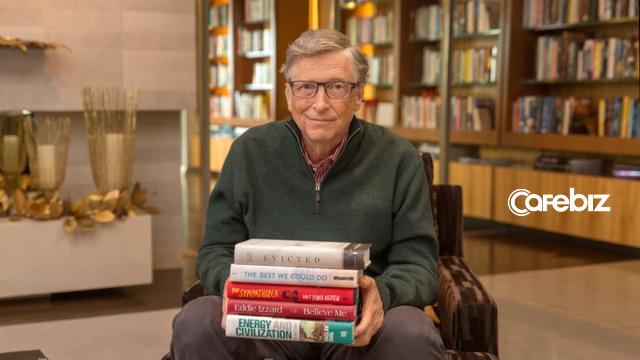 Bộ phim tài liệu Inside Bills Brain - Decoding Bill Gates và bài học dành cho bạn: Sự khác biệt giữa cao thủ và người bình thường nằm ở 4 điểm  - Ảnh 5.