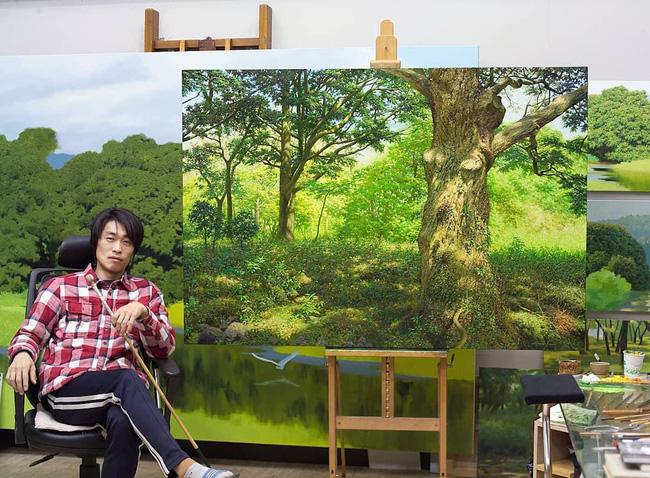 Hình ảnh cánh rừng xanh ngát xanh đem lại cảm giác yên bình khó tả nhưng ẩn chứa đằng sau đó là sự thật khó tin - Ảnh 11.