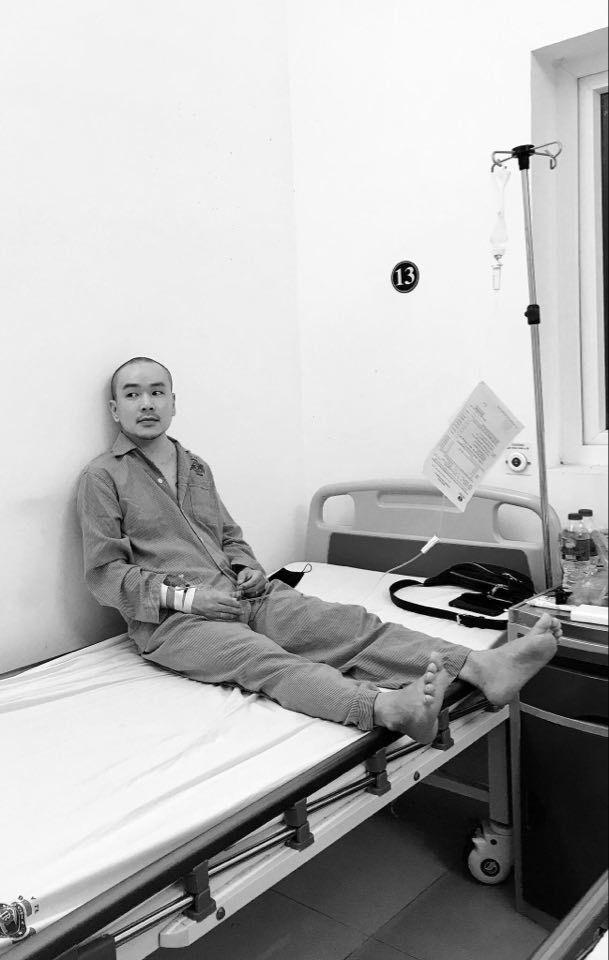 Sơn sọ phim Đội đặc nhiệm nhà C21: Chật vật theo nghệ thuật, U40 mắc ung thư - Ảnh 5.