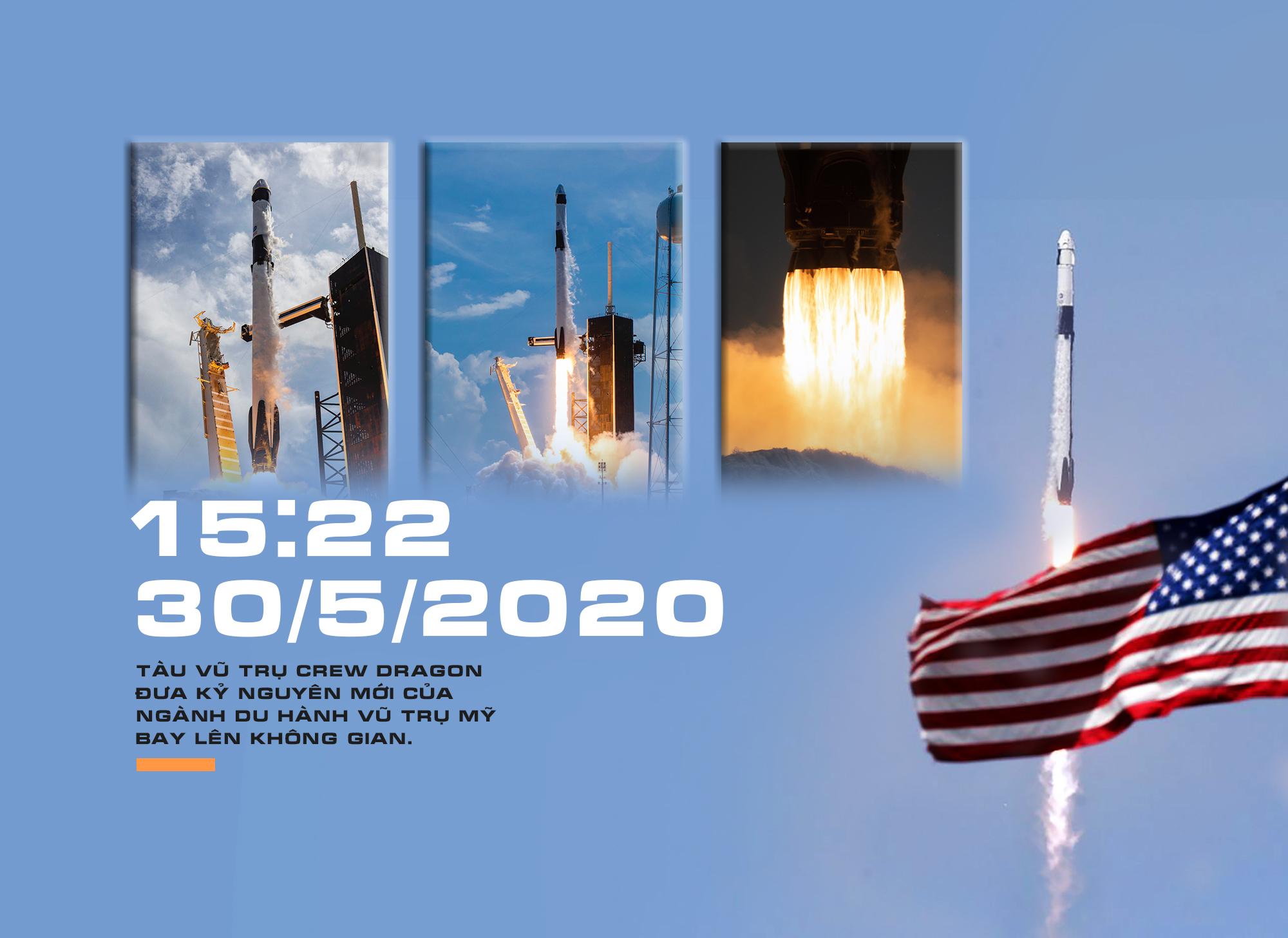 Mỹ hết tầm gửi vào Nga, dừng 'đốt' 90 triệu USD cho 1 chiếc ghế: Bí mật từ 6 chữ S.P.A.C.E.X - Ảnh 2.