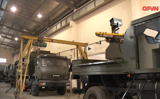 Tên lửa mini Pantsir-S1 made in Vietnam ra lò - Phòng không Việt Nam tiến bước - Ảnh 6.