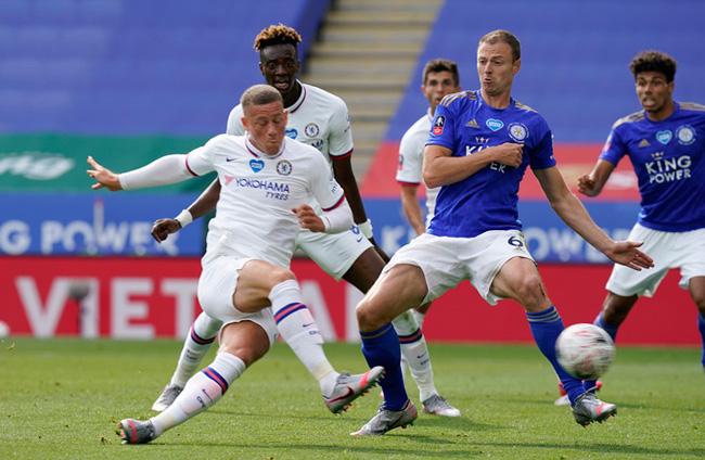 Chelsea vào bán kết FA Cup, vì sao HLV Lampard vẫn không vui? - Ảnh 1.