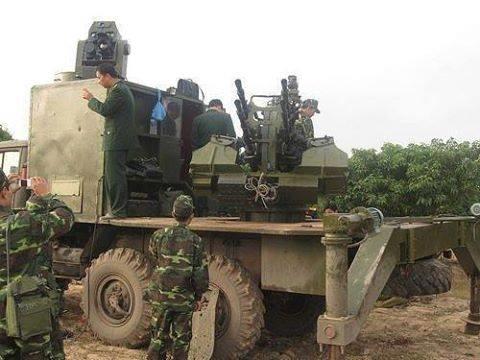 Tên lửa mini Pantsir-S1 made in Vietnam ra lò - Phòng không Việt Nam tiến bước - Ảnh 4.