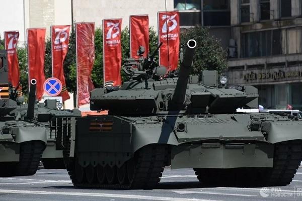 Truyền thông Trung Quốc ca ngợi 'khí tài khủng' của Nga ở Lễ duyệt binh - Ảnh 2.