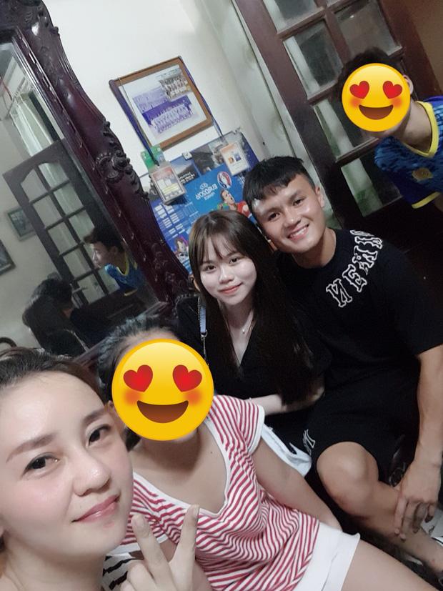 Không hay đăng ảnh với Quang Hải nhưng Huỳnh Anh lại rất khéo thể hiện tình cảm với 'nhà trai' bằng cách này - ảnh 3