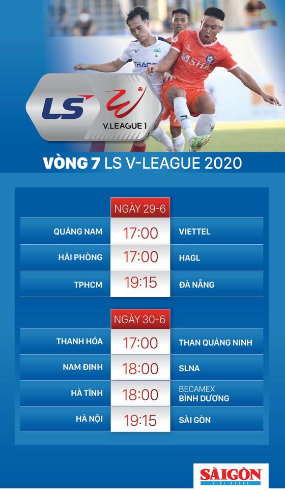 Những cuộc đối đầu thú vị trên sân Thống Nhất ở vòng 7 LS V-League 2020 - Ảnh 3.