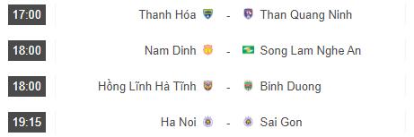 TRỰC TIẾP V.League: Hà Nội FC gặp cửa ải khó; thầy Park theo sát 2 họng súng của ĐT Việt Nam - Ảnh 1.