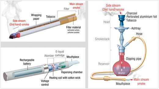 Bất kể hình thức: Hút thuốc lá điếu, thuốc lá điện tử hay shisha đều phá hủy mạch máu và gây ung thư phổi - Ảnh 1.