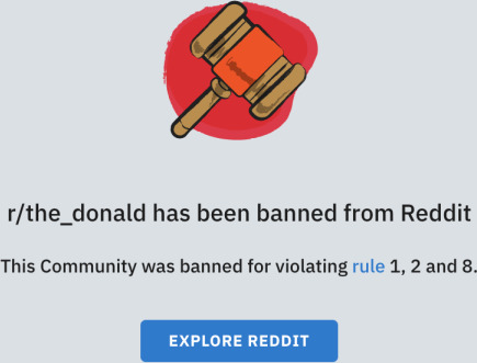 Twitch và Reddit cấm tài khoản của tổng thống Donald Trump - Ảnh 2.