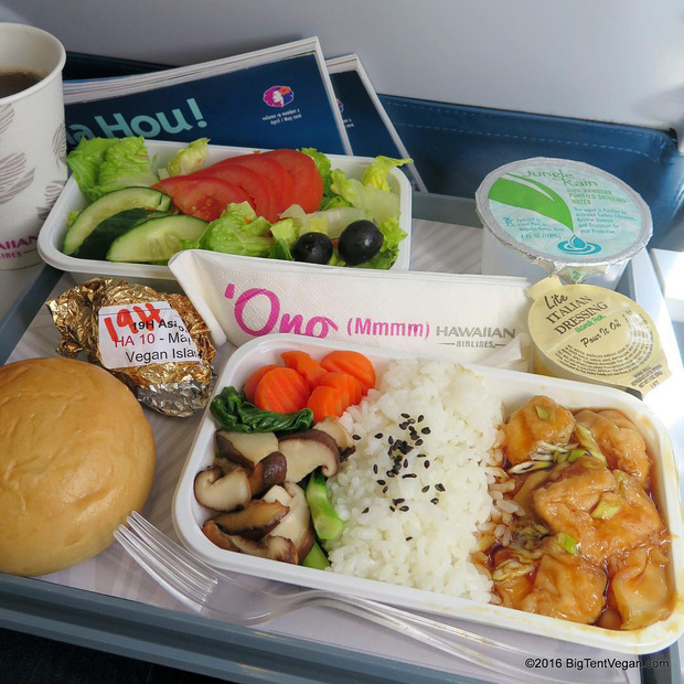 """Những hãng hàng không có suất ăn máy bay còn """"xịn"""" hơn nhà hàng 5 sao, 1 cái tên của Việt Nam cũng góp mặt trong danh sách - Ảnh 10."""
