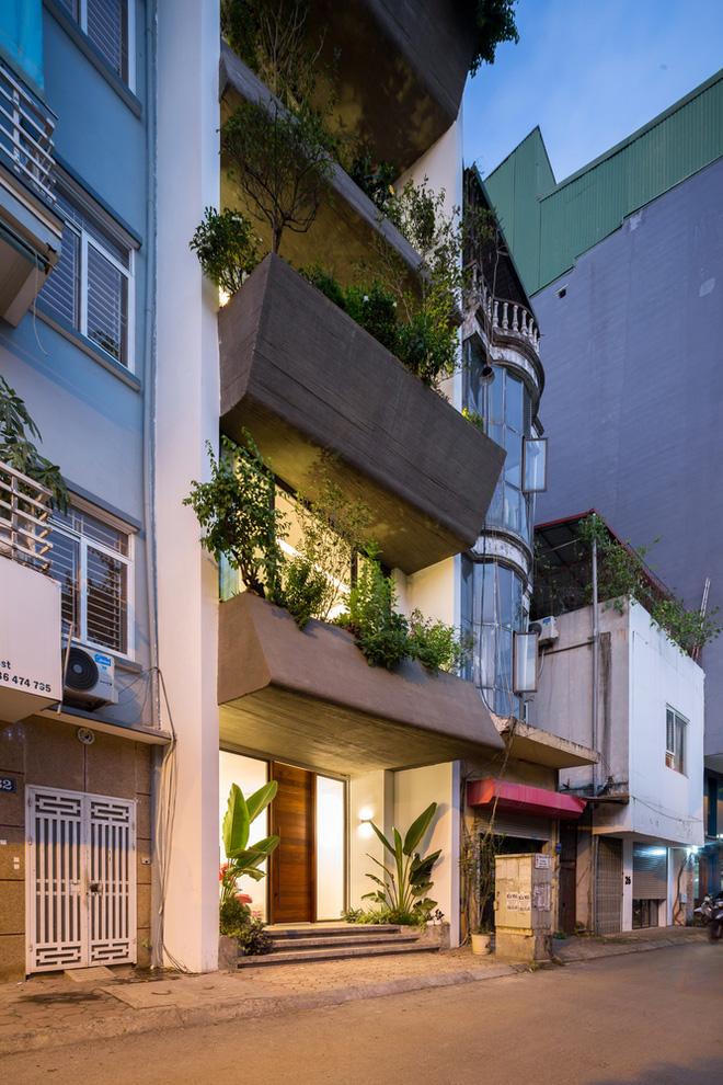Ngôi nhà 49m2, 3 thế hệ cùng chung sống tại Hà Nội được giới thiệu trên báo Mỹ - Ảnh 2.