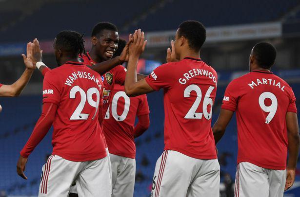 HLV Solskjaer ca ngợi một sao trẻ sau chiến thắng trước Brighton - Ảnh 1.