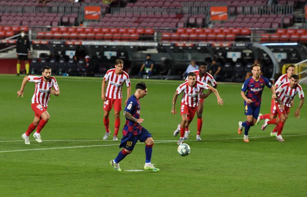 Barca lại hòa thất vọng, HLV Setien đã chấp nhận tung cờ trắng? - Ảnh 1.