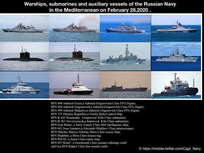 Chiến lược kiểm soát Địa Trung Hải của ông Putin khiến Mỹ bất an - ảnh 1