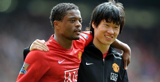 Bỏ qua Sir Alex và Hiddink, cựu sao Man United chọn HLV Park Hang-seo cho đội bóng trong mơ - Ảnh 2.