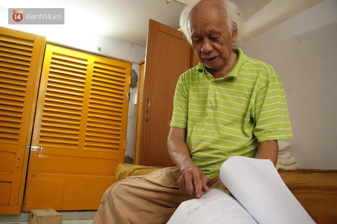 Cụ ông để lại di chúc căn nhà 12 tỷ ở Sài Gòn cho người nghèo che mưa nắng dù có vợ con đuề huề - Ảnh 7.
