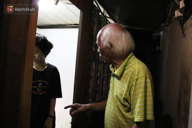 Cụ ông để lại di chúc căn nhà 12 tỷ ở Sài Gòn cho người nghèo che mưa nắng dù có vợ con đuề huề - Ảnh 9.