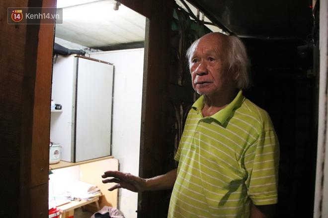 Cụ ông để lại di chúc căn nhà 12 tỷ ở Sài Gòn cho người nghèo che mưa nắng dù có vợ con đuề huề - Ảnh 10.