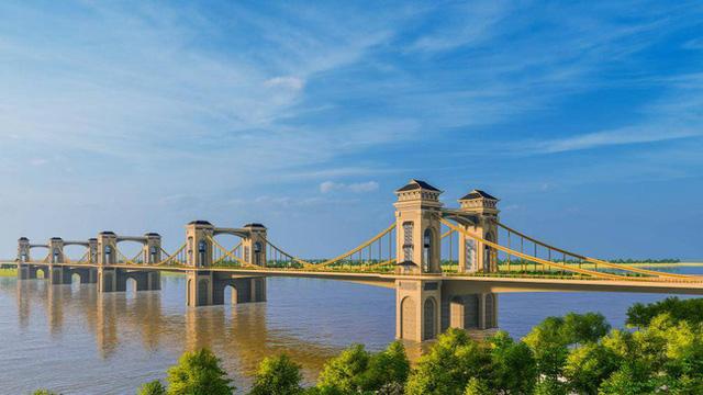 Hà Nội đang nghiên cứu cầu Trần Hưng Đạo 9.000 tỷ đồng nối 2 quận Hoàn Kiếm và Long Biên - Ảnh 4.