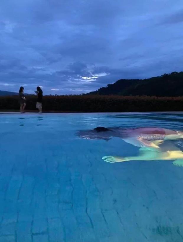 """Nhờ bạn thân chụp cho bộ hình quyến rũ ở hồ bơi, cô nàng nhận về loạt ảnh """"biến dạng"""" đến tức tưởi! - Ảnh 5."""