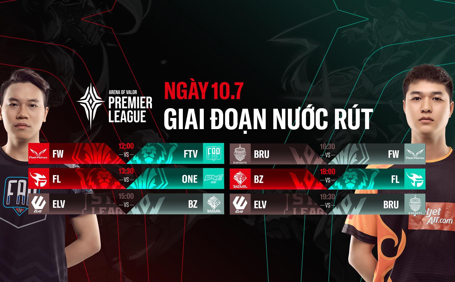 BOX TV TRỰC TIẾP APL 2020: Niềm tự hào Việt Nam xuất trận!