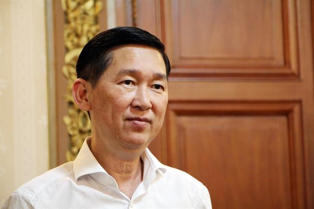 Quan lộ của Phó chủ tịch UBND TPHCM Trần Vĩnh Tuyến trước khi bị khởi tố - Ảnh 1.