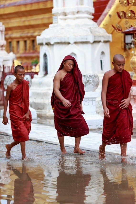 5 nhà sư đi đến tu viện, cuối cùng chỉ 1 người tới nơi, vậy chuyện gì xảy ra giữa đường? - Ảnh 3.