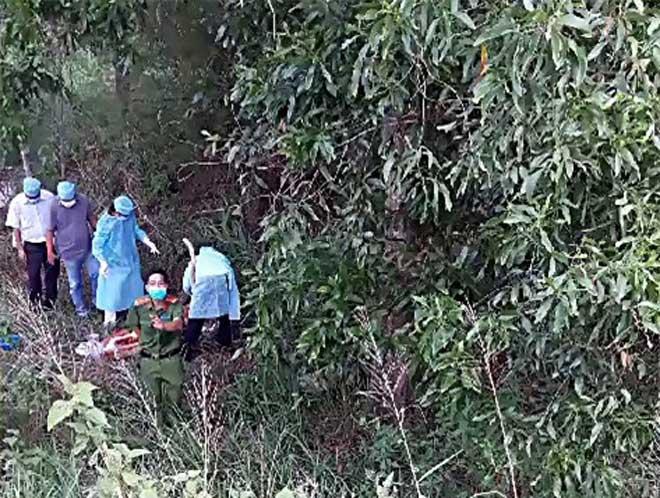 Hành trình 719 ngày phá án: Xác chết dưới lùm cây - Kỳ 1 - Ảnh 2.