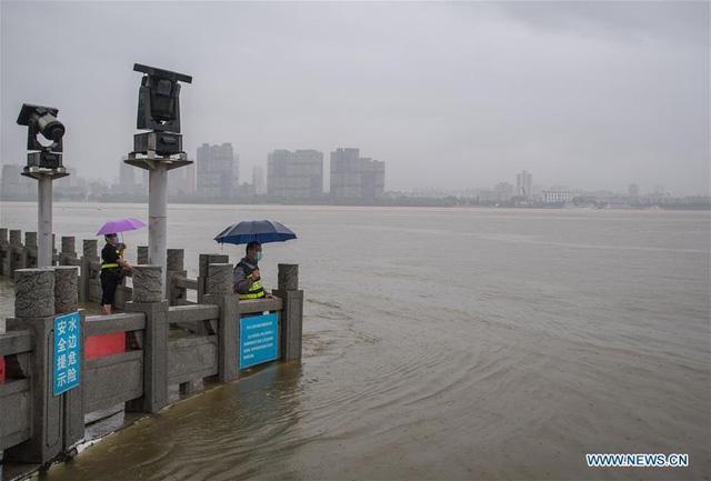 Trung Quốc: Mưa lũ trên diện rộng, tỉnh Phúc Kiến đưa ra cảnh báo cao nhất - Ảnh 2.