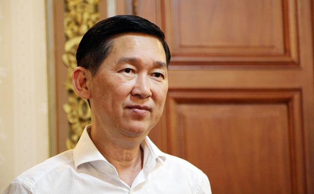 Bộ Công an khởi tố Phó chủ tịch UBND TPHCM Trần Vĩnh Tuyến