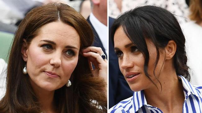 Công nương Kate từng gửi tối hậu thư cảnh cáo Meghan Markle vì đã tung tin đồn hãm hại đến danh tiếng của cô - Ảnh 1.