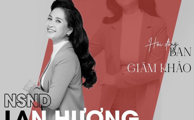 NSND Lan Hương làm giám khảo cuộc thi Vietnam Top Fashion & Hair 2020