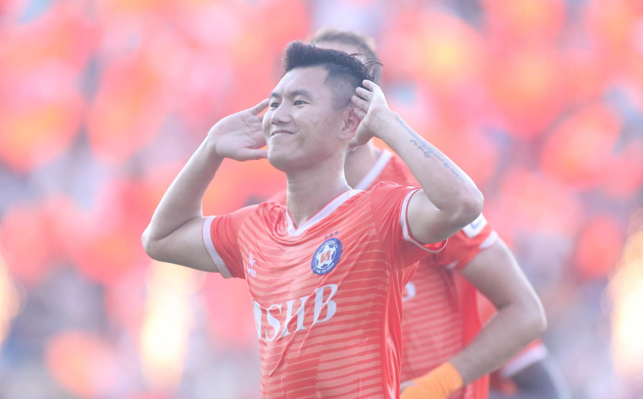 TRỰC TIẾP Đà Nẵng 1-1 Hà Nội: Quang Hải vắng mặt, ngôi sao mới làm nức lòng thầy Park