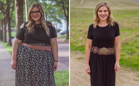 Giảm 59kg nhờ thay đổi 5 thói quen: Người phụ nữ đã tạo cảm hứng lan tỏa khắp thế giới