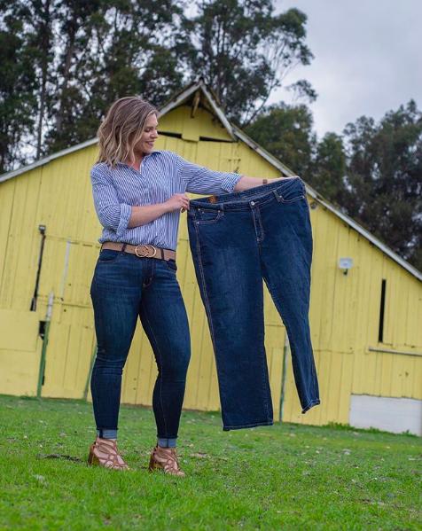 Giảm 59kg nhờ thay đổi 5 thói quen: Người phụ nữ đã tạo cảm hứng lan tỏa khắp thế giới - Ảnh 3.