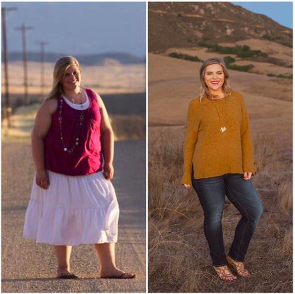 Giảm 59kg nhờ thay đổi 5 thói quen: Người phụ nữ đã tạo cảm hứng lan tỏa khắp thế giới - Ảnh 8.