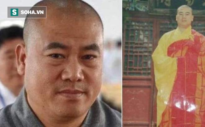 """""""Bí mật động trời"""" của Tổng giáo đầu Thiếu Lâm từng bị bắt vì cầm đầu băng đảng xã hội đen - Ảnh 1."""