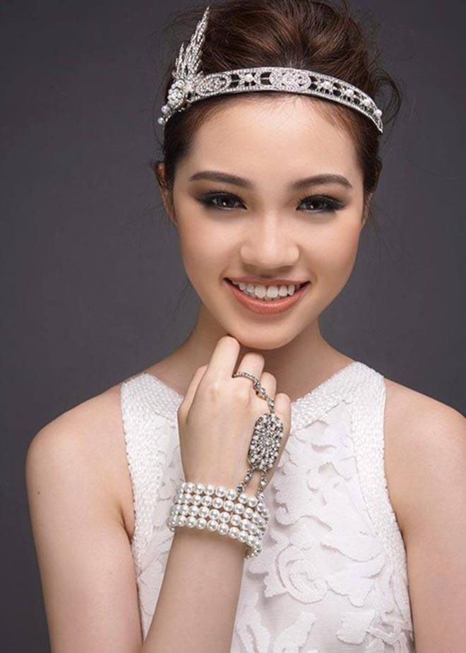 Cận cảnh nhan sắc thật của hoa hậu Jolie Nguyễn khi chưa phẫu thuật thẩm mỹ - Ảnh 7.