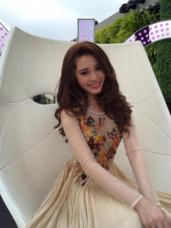 Cận cảnh nhan sắc thật của hoa hậu Jolie Nguyễn khi chưa phẫu thuật thẩm mỹ - Ảnh 6.