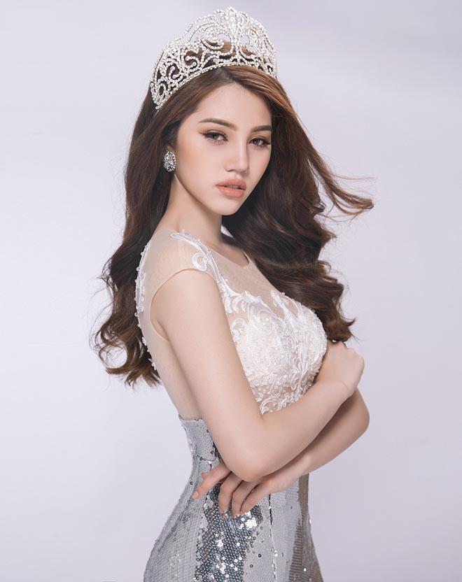 Cận cảnh nhan sắc thật của hoa hậu Jolie Nguyễn khi chưa phẫu thuật thẩm mỹ - Ảnh 8.