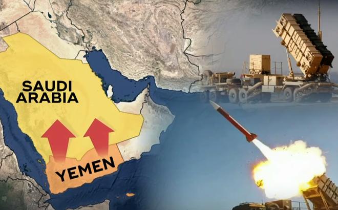 Houthi tuyên bố đã hủy diệt hệ thống phòng thủ tên lửa Patriot thần thánh của Saudi - Ảnh 1.