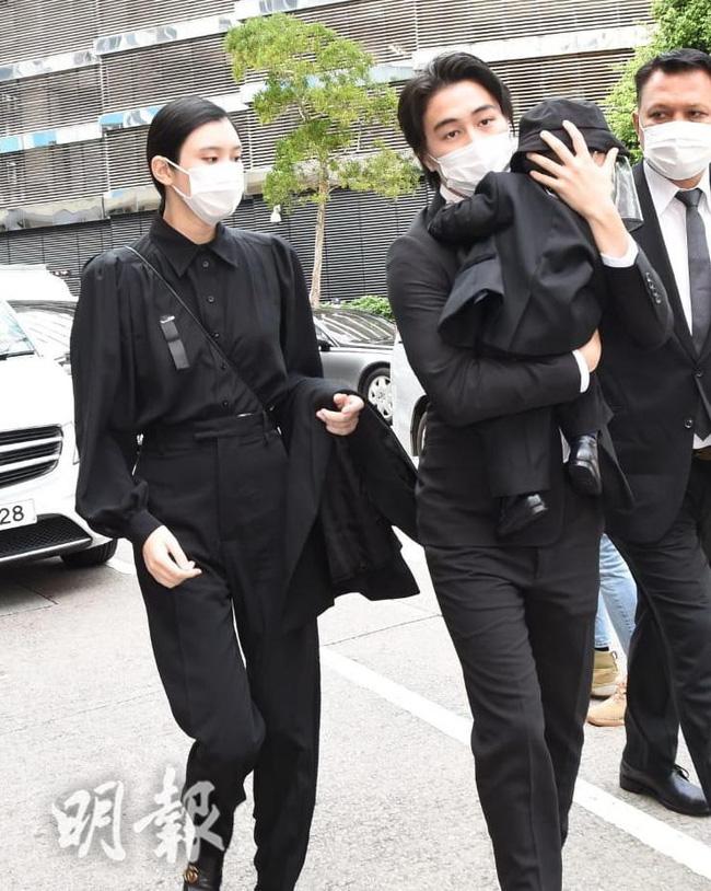 Hội con dâu tại tang lễ Vua sòng bài Macau: Người kín tiếng, kẻ thị phi đều lép vế trước con dâu lớn xuất thân danh gia vọng tộc - ảnh 4