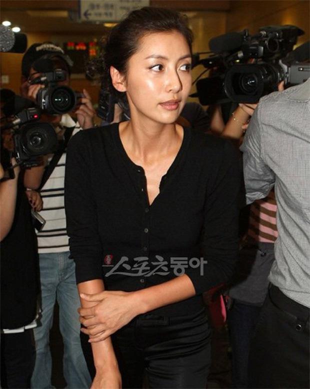Kết cục Hoa hậu, Á hậu Hàn dính bê bối bán dâm: Tuột dốc vì tình cũ tố phục vụ 7 người/đêm, nhận 'gạch' khi cố trở lại Kbiz - ảnh 5