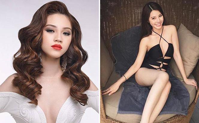Cận cảnh nhan sắc thật của hoa hậu Jolie Nguyễn khi chưa phẫu thuật thẩm mỹ