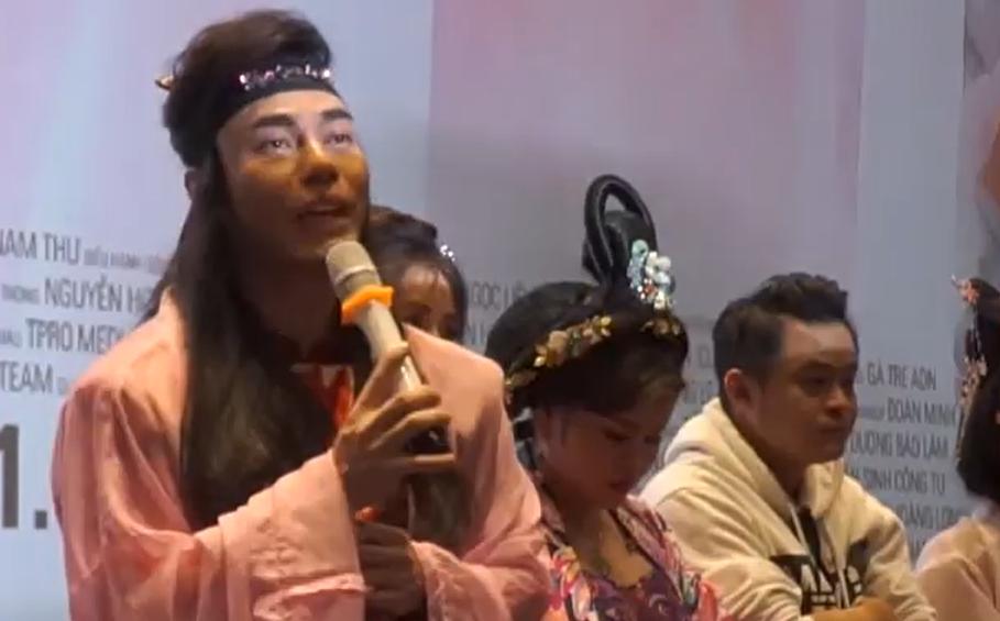 Lê Dương Bảo Lâm: Bắt tôi sang trọng, nói chuyện văn hoa tôi không làm được