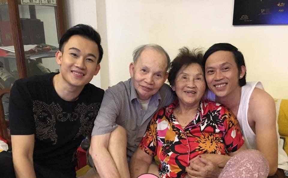 Căn nhà cũ nát và chuyện ít biết về gia đình Hoài Linh - Dương Triệu Vũ