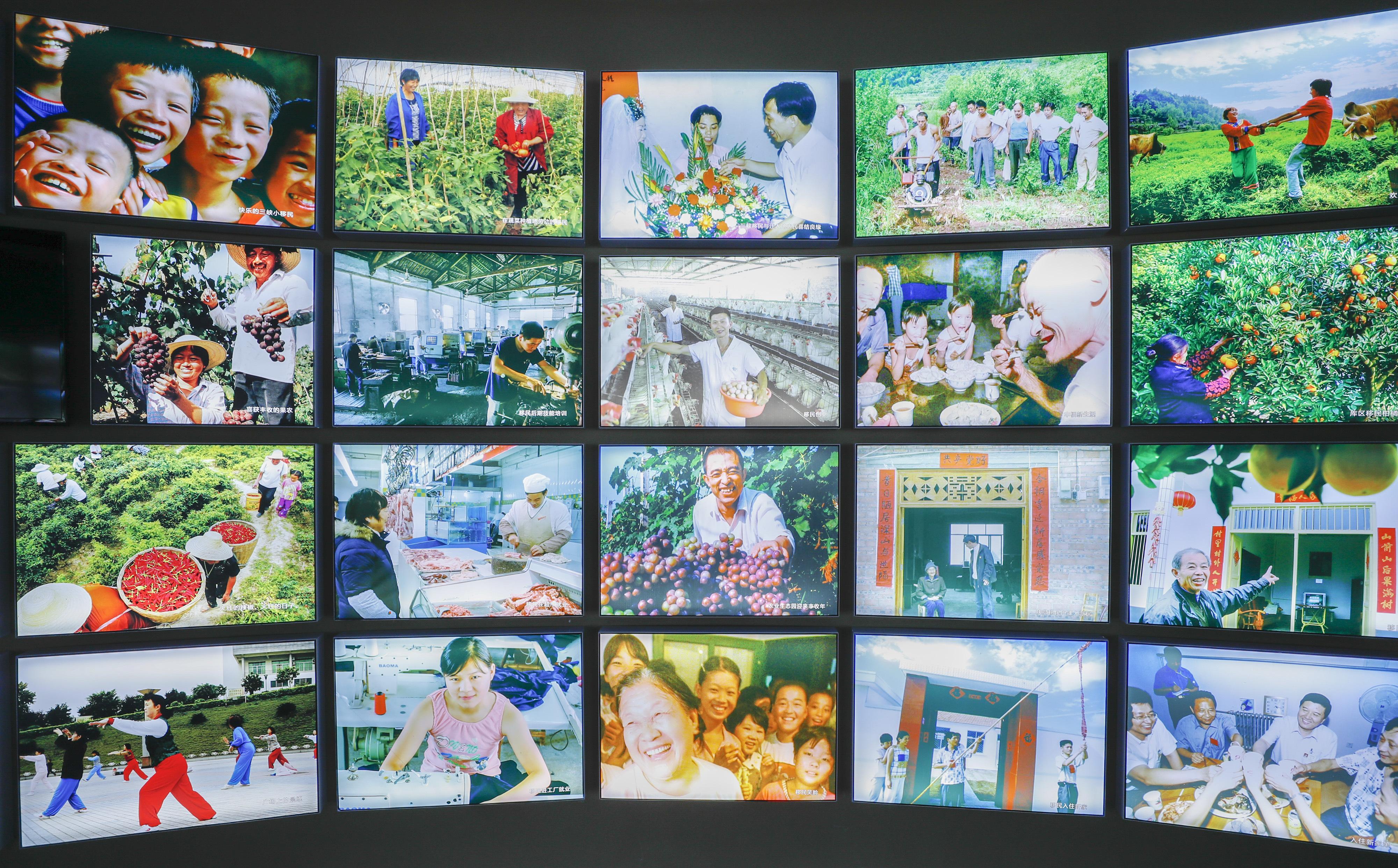 """""""Vĩnh biệt đói nghèo"""": Tân Hoa Xã viết về những người dân có cuộc sống tốt đẹp hơn nhờ đập Tam Hiệp"""
